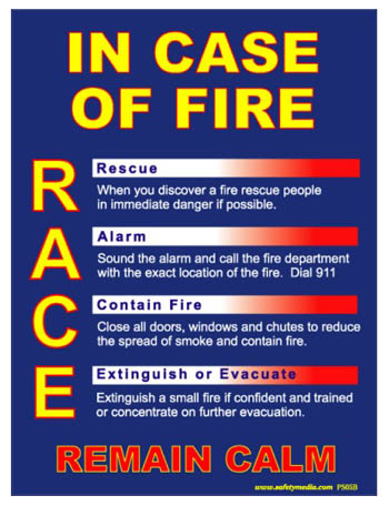 Fire code race – Security sistems